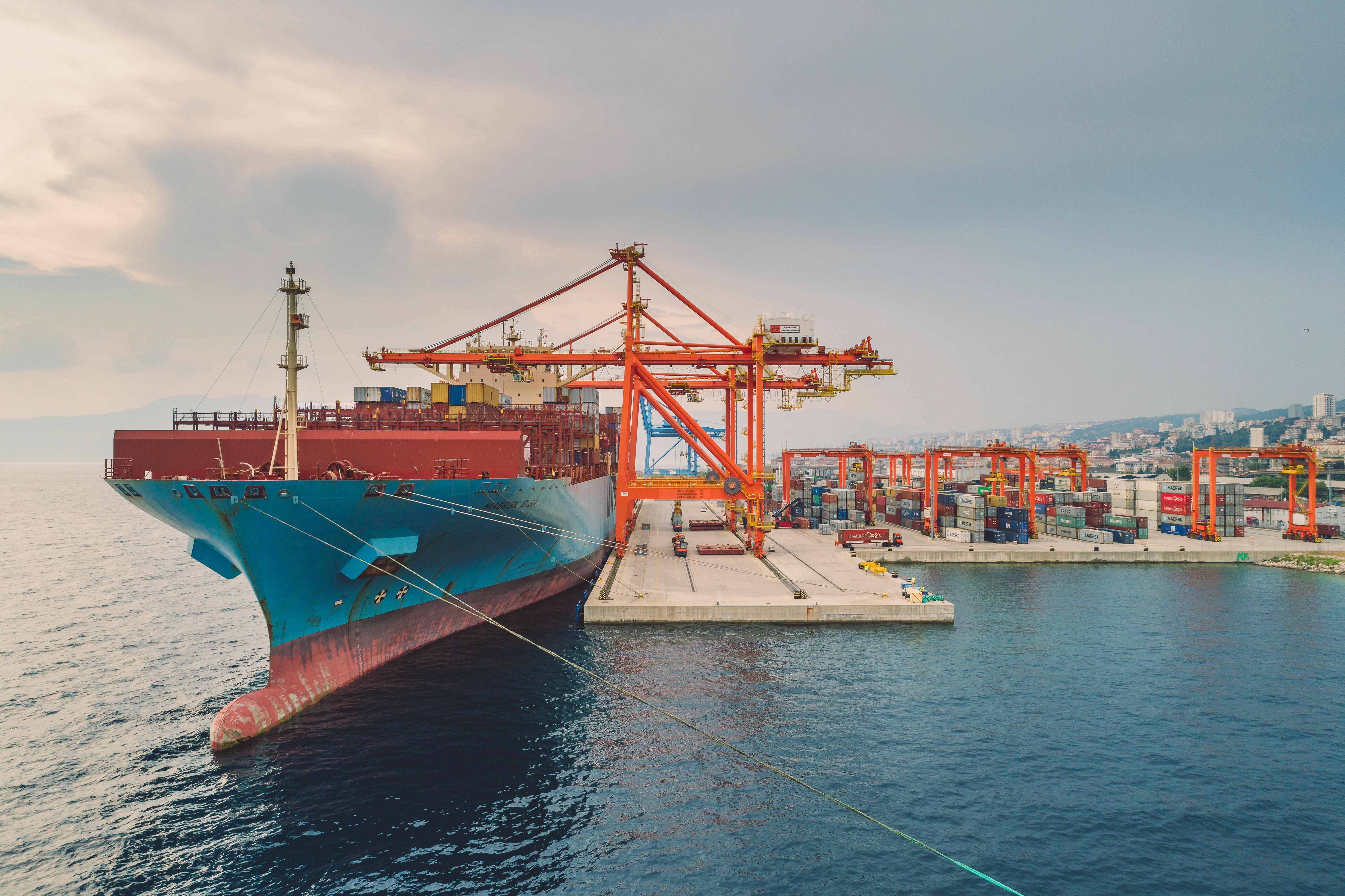 Brajdica Container Terminal