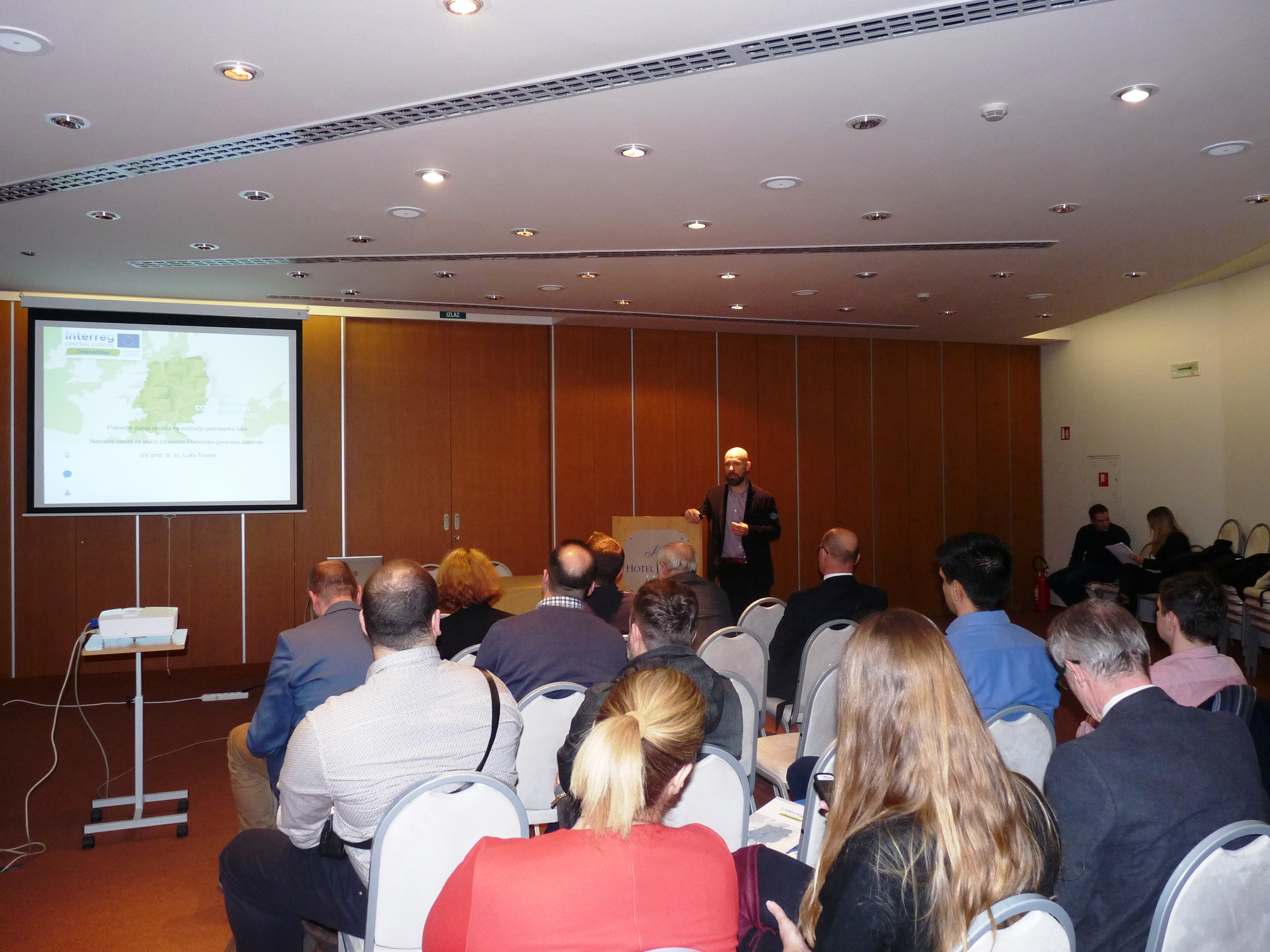 Nacionalna konferencija projekta GreenerSites
