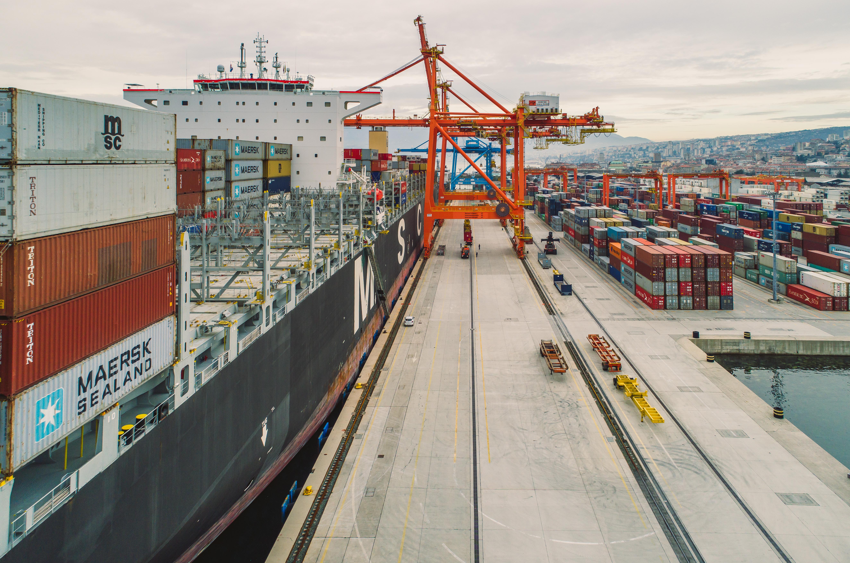 Container terminal Adriatic Gate