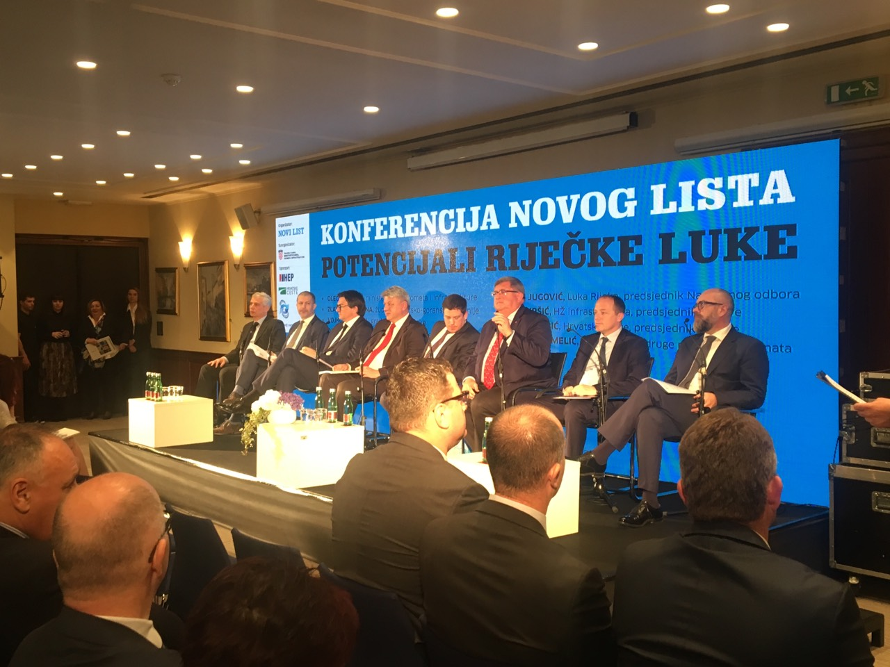 "Conference ""Potentialities of the port of Rijeka"""