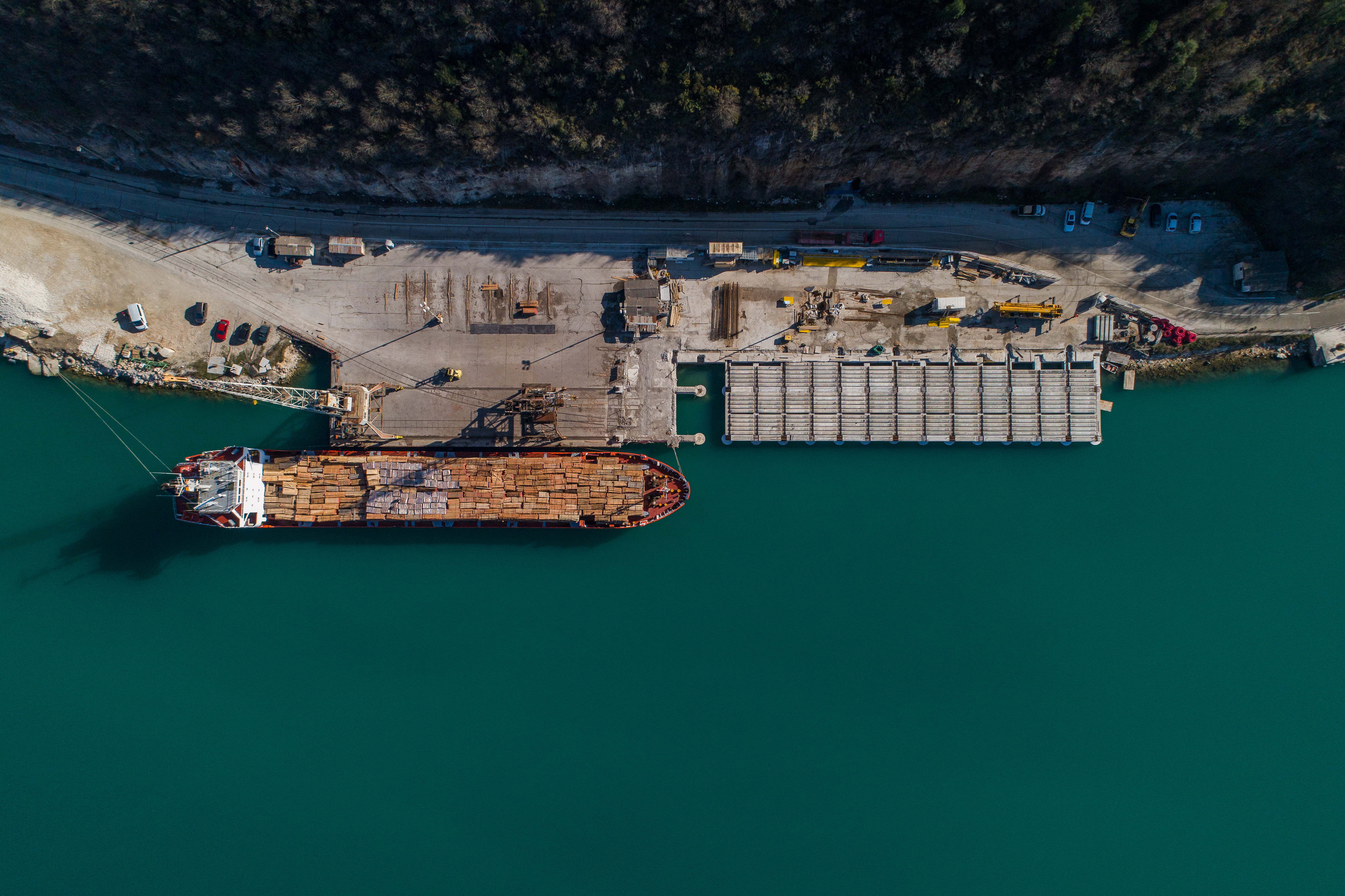 Upgrade of the Rijeka port infrastructure – Terminal for General Cargo (POR2CORE-GCT)