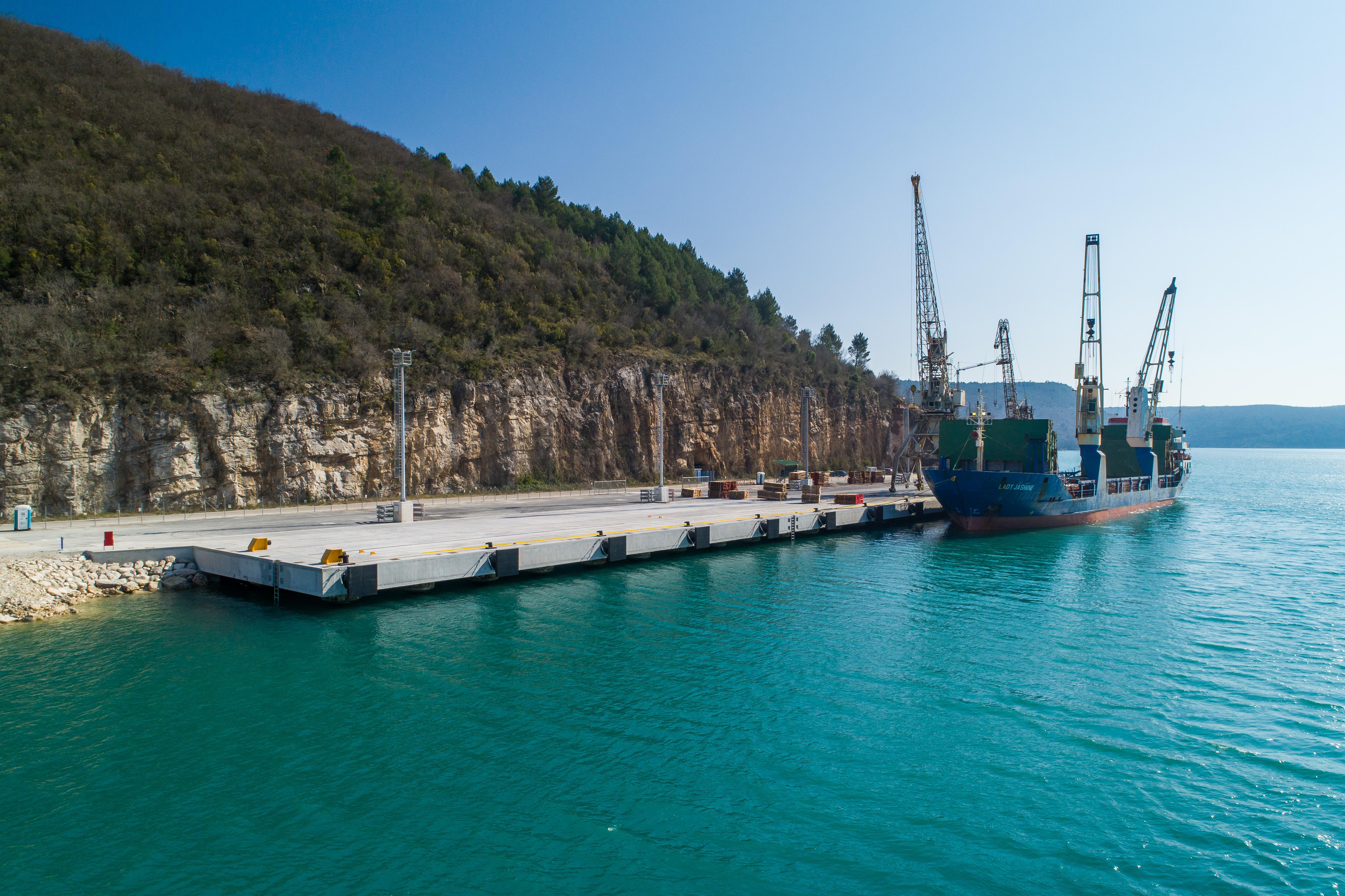 Upgrade of the Rijeka port infrastructure – Terminal for General Cargo (POR2CORE-GCT)