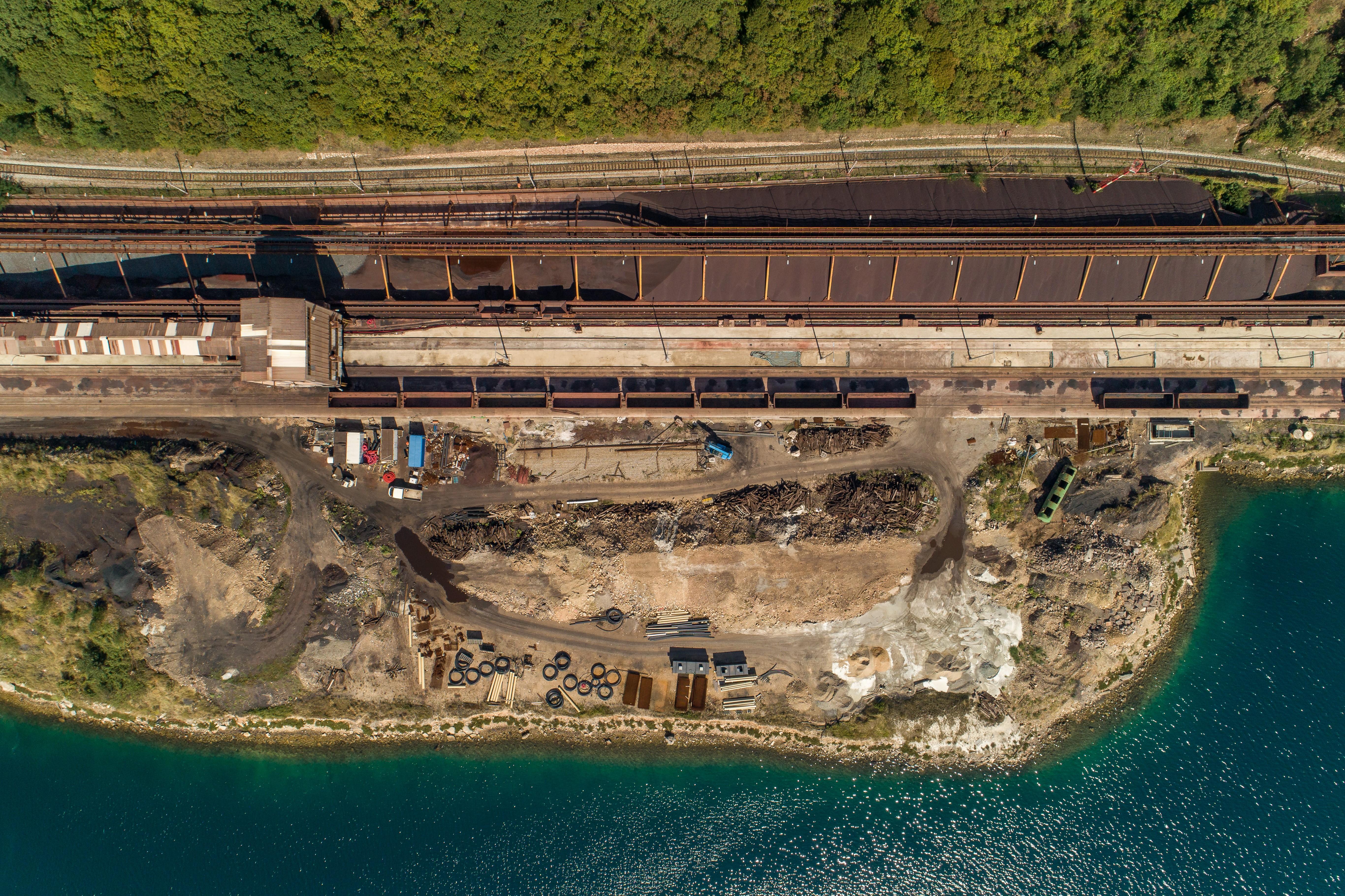 Unaprjeđenje infrastrukture luke Rijeka – terminal za rasute terete Bakar (POR2CORE-BCTB)